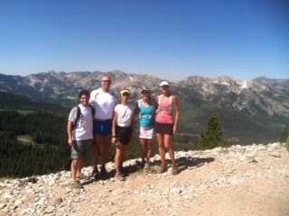 Sunday Group Run to the Crest on the new Pinecone Trail-